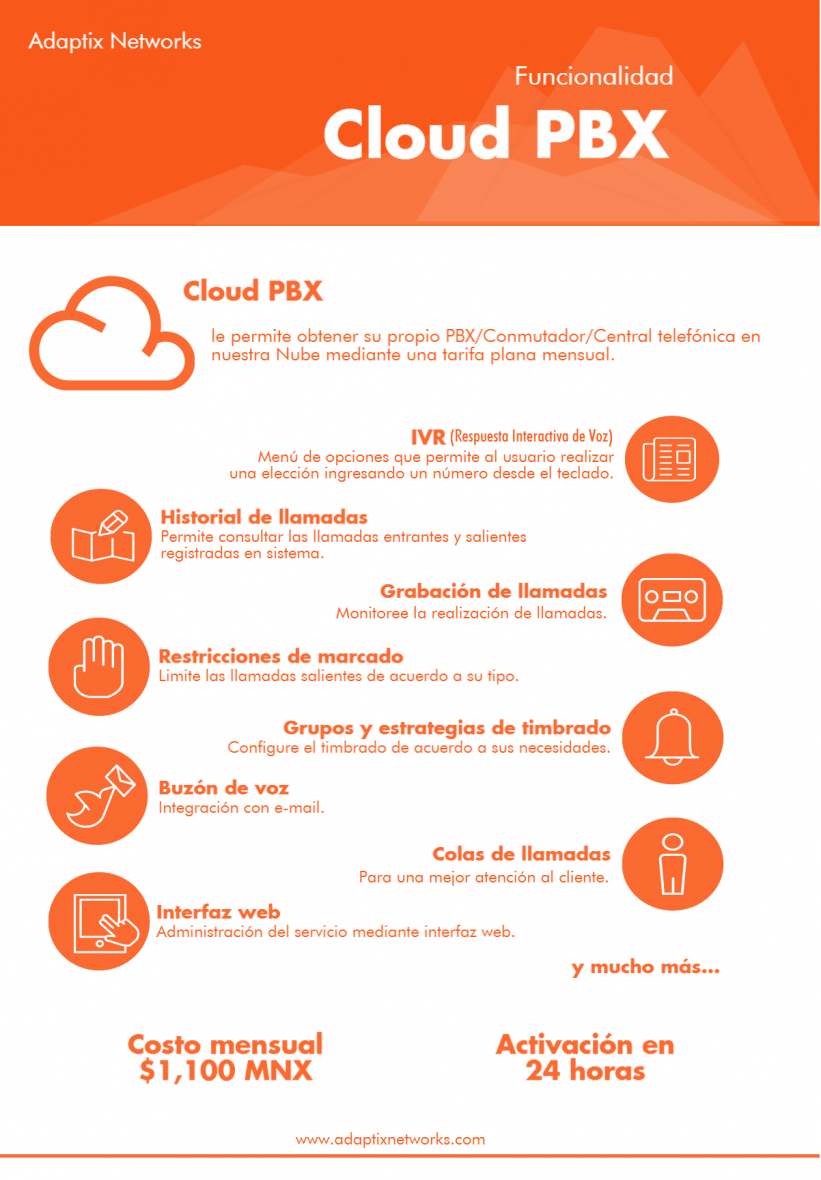 cloud pbx adaptix networks