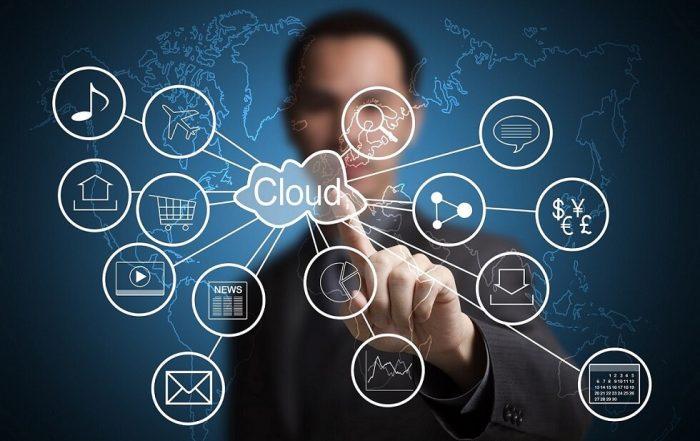 cloud computing cambio en los negocios