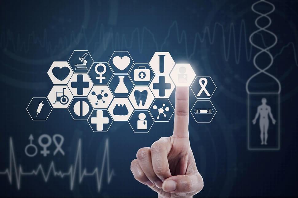 fortinet industria salud