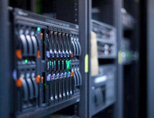 Mercado mundial de servidores a la baja