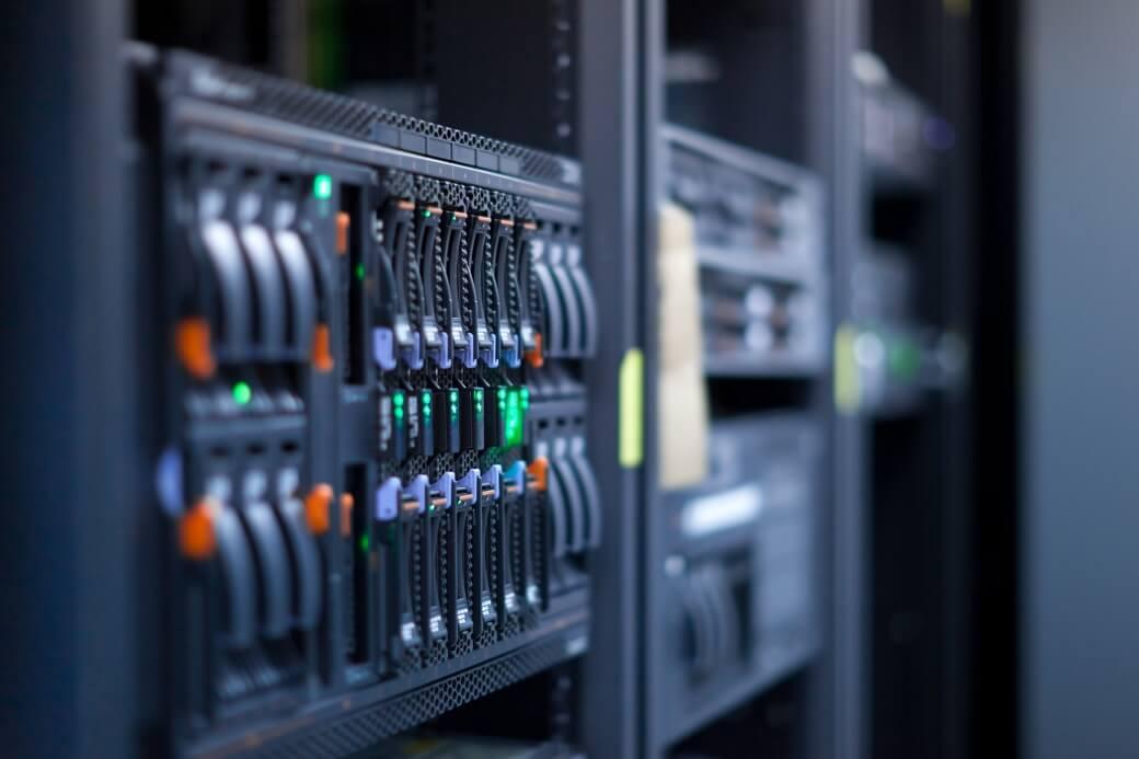 mercado mundial servidores