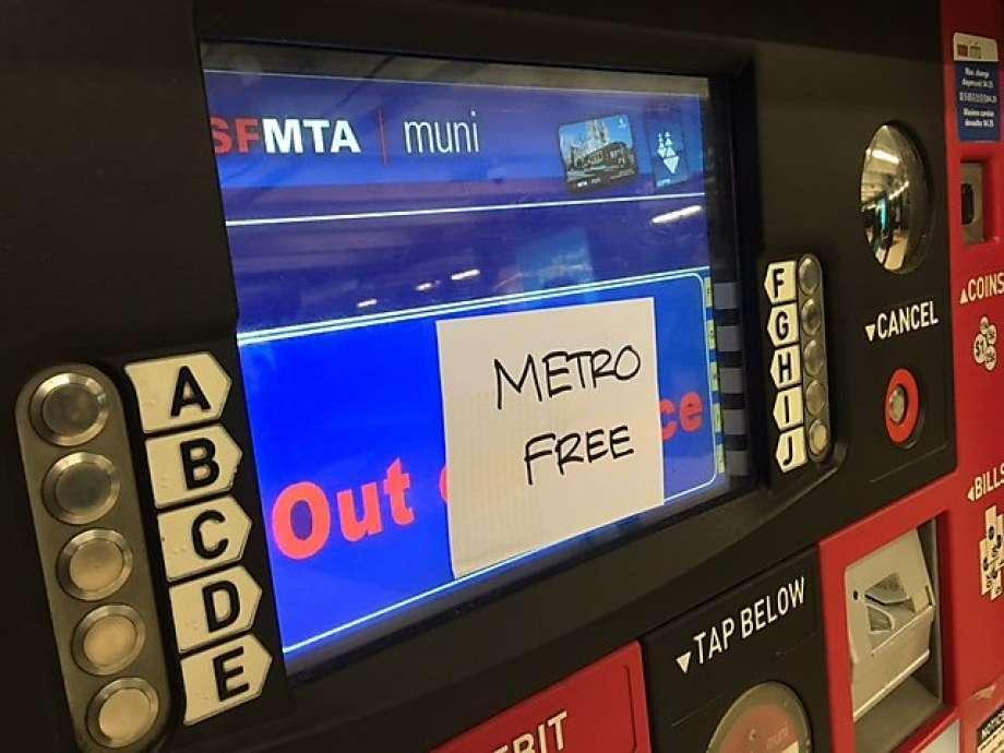 ransomware metro san francisco
