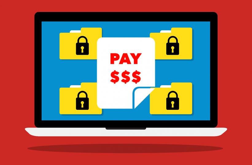 ransomware crimen multimillonario
