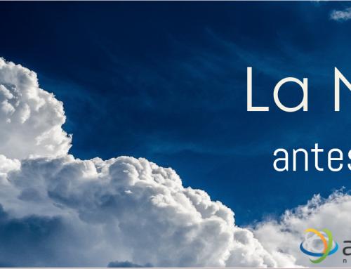 La Nube, antes y ahora