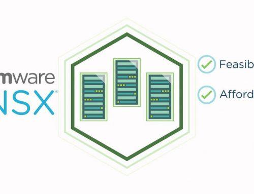 Evitar amenazas con VMware NSX